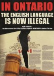 RoadKill Radio: Howard Galganov Discovers that English is Illegal in Ontario!