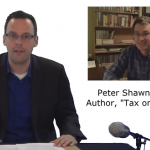 Tax Talk 37: Taking Taxes Off the Menu, w. guest Peter Shawn Taylor