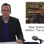 Tax Talk 37: Taking Taxes Off the Menu, w. guest Peter Shawn Taylor