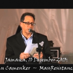 Beyond the Talk: Brian Camenker Speaks in Jamaica
