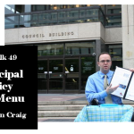 Tax Talk 49: Municipal Menu with guest Colin Craig