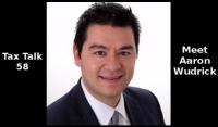 Tax Talk 58: Meet CTF's New Ottawa Watchdog Aaron Wudrick