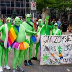 Radio Host Dares Gay Activists Suing Christian 'Zombies' Who Crashed Pride: Sue Me Too