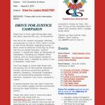 Memo to Bevy 01: Invitation to CJ McLachlin