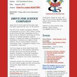 Memo to Bevy 01: Invitation to CJ McLachlin